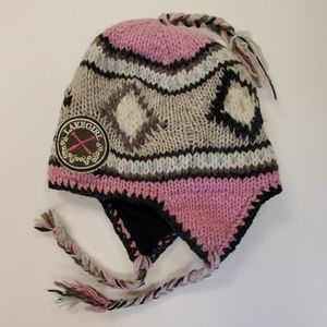 Lakegirl wool winter hat